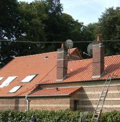 demoussage toiture à Lille, Noeux les Mines