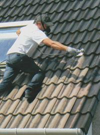 Démousser mon toit dans le Nord pas de Calais