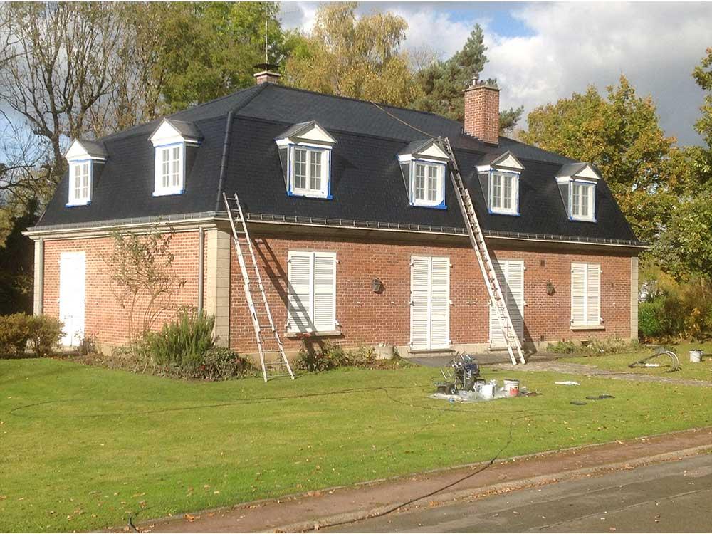 nettoyage de toiture à Lille Noeux les Mines